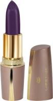 La Perla Super Stay Hot Purple Col Lipstick-114(5 g, 114) - Price 99 58 % Off