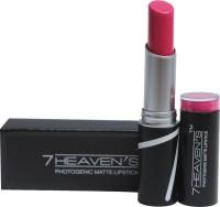 7 Heaven's PhotoGenic Matte Lipstick(3.8, Pinky)
