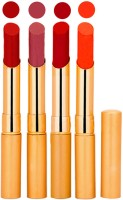 Rythmx easy to wear lipstick set fashion women beauty makeup(8.8 g, VT-04-07) - Price 374 76 % Off