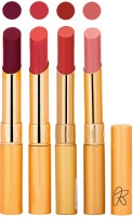 Rythmx easy to wear lipstick set fashion women beauty makeup 221201719(8.8 g, Multicolor,) - Price 374 76 % Off