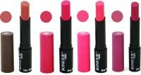 Bonjour Paris Color Cap Combo 050216 2 B(14 g, Pink, Romance, Wild Rose, Nude)