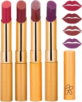 Rythmx Imported Matte Lipstick Combo 46201603(16 g, Multicolor,) - Price 374 76 % Off