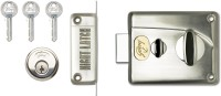 Godrej Premium Night 1ck Lock(Silver)