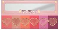 Too Faced Faced Love Flush Blush Wardrobe - Price 1190 88 % Off