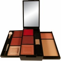 Anna Andre Paris Make up kit 10001 (Lipstick, Lip gloss, Eye shadow, Blush, Compact)