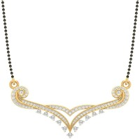 Jewels5 14KTMNG1161 Mangalsutra Tanmaniya
