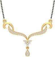 Jewels5 14KTMNG1120 Mangalsutra Tanmaniya