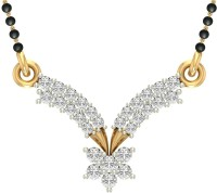 Jewels5 14KTMNG1103 Mangalsutra Tanmaniya
