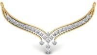 Astrum Diamonds Radiant Bride Mangalsutra 14kt...