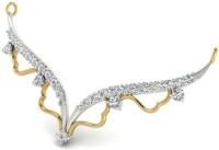 Astrum Diamonds Timeless Bond Mangalsutra 14kt Diamond Yellow Gold Mangalsutra Tanmaniya