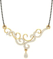 Jewels5 14KTMNG1152 Mangalsutra Tanmaniya