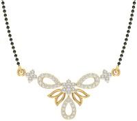 Jewels5 14KTMNG1090 Mangalsutra Tanmaniya