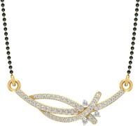 Jewels5 14KTMNG1195 Mangalsutra Tanmaniya