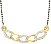 Jewels5 14KTMNG1175 Mangalsutra Tanmaniya