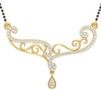 Jewels5 14KTMNG1141 Mangalsutra Tanmaniya