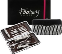 Foolzy 13 In 1 Manicure Tool Set(250 g, Set of 1)