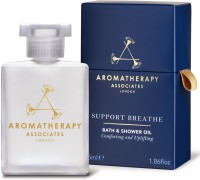Aromatherapy Associates Support Breathe Bath and Shower Oil(55 ml)
