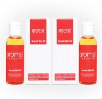 AROMA TREASURES Smooth Skin Oil (Dry Skin)50ml (Pack Of 2)(100 ml)
