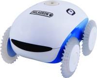Milagrow WheeMe Massaging Robot Massager(White and Blue)