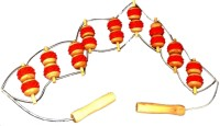 Nanson NN99 Strong Rope & Wood Good For Accupressure Massager(Red, White) - Price 194 80 % Off
