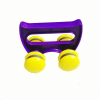 Lavelle Pharma JZ92i Acupressure Therapy Back Massager(Purple, Yellow)