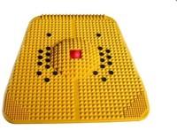 Aarogya AA28 ACUPRESSURE FOOT MAt Massager(Yellow) - Price 140 61 % Off
