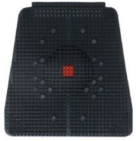 Divinext DI-196 Acupressure Power Relief Mat Massager(Black, Red)