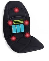 Shrih SH - 0691 Back and Neck With Soothing Heat Function Massager(Black)