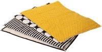 Bacati Cotton Sleeping Mat(Multicolor, Small)