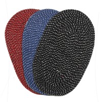 Calico Touch Polyester Door Mat(Multicolor, Medium)