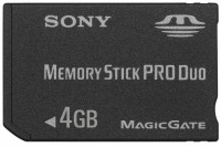 Sony 4 GB Memory Card