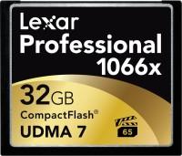 Lexar 1066X UDMA 7 32 GB Compact Flash Class 10 160 MB/s  Memory Card