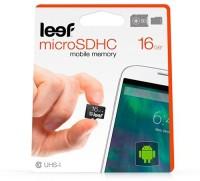 Leef HC 16 GB MicroSD Card Class 10 90 MB/s  Memory Card