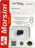 Morsim 8 GB MicroSD Card Class 6 48 MB/s  Memory Card