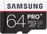 Samsung PRO Plus 64 GB MicroSDXC Class 10 95 MB/s  Memory Card