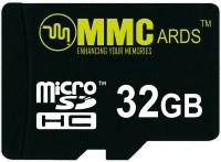MMC 32 GB MicroSDHC Class 4  Memory Card