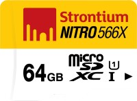 64GB Memory Card Stronitum