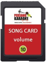 Persang Karaoke Ultra 8 GB SD Card Class 4 100 MB/s  Memory Card