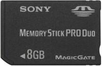 SONY 8 GB  Memory Card