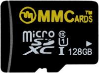 MMC Ultra 128 GB Ultra SDHC Class 10 10 MB/s  Memory Card