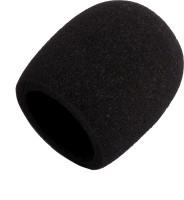 Prodx Windscreen Microphone Foam Black Pack Of-2pcs shield cover(Black)