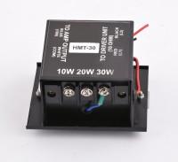 Prodx HMT-30 line matching transformer(Black)
