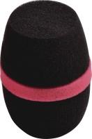 Prodx Windscreen Microphone Foam Black Red Pack Of-2pcs shield cover foam(Black)