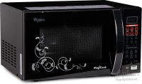 Whirlpool 20 L Convection Microwave Oven(MAGICOOK 20L ELITE B / S, Black)