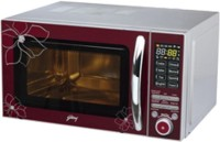 Godrej 20 L Convection Microwave Oven(GME 20 CM2 FJZ, Red)
