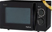 Whirlpool 20 L Grill Microwave Oven(Magicook 20 L Deluxe M-B, Black)