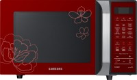 Samsung 28 L Convection Microwave Oven(CE103FF-2S/XTL, Red Pattern)