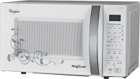 Whirlpool 20 L Grill Microwave Oven(MAGICOOK 20 L DELUXE-W, White)