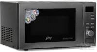 Godrej 20 L Convection Microwave Oven(GMX 20CA6PLZ, Silver)