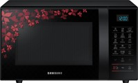 SAMSUNG 21 L Convection Microwave Oven(CE77JD-SB/XTL, Black Sanganeri Pattern)